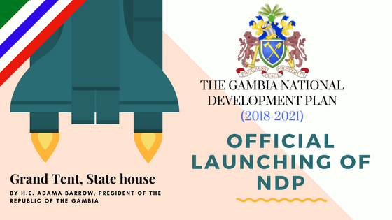 Official Lauching of the National Development Plan (NDP)