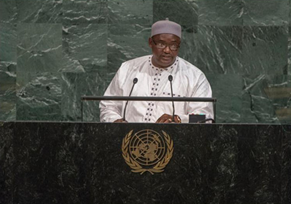 Gambia Eyes ECOWAS Presidency