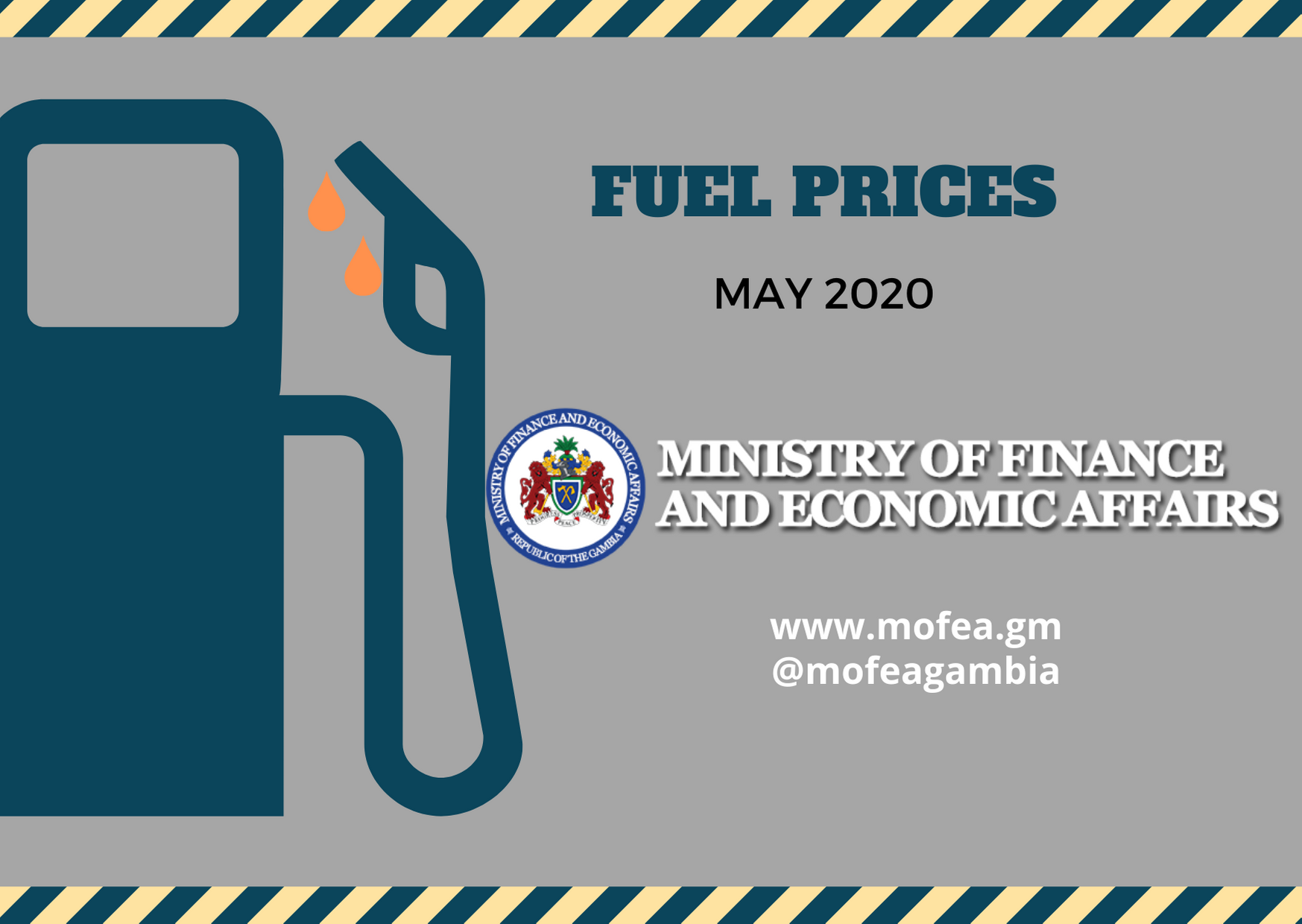 Fuel Prices as of May 2020